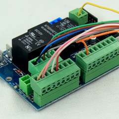 Table I/O 12.6 showing Quick Plug inputs